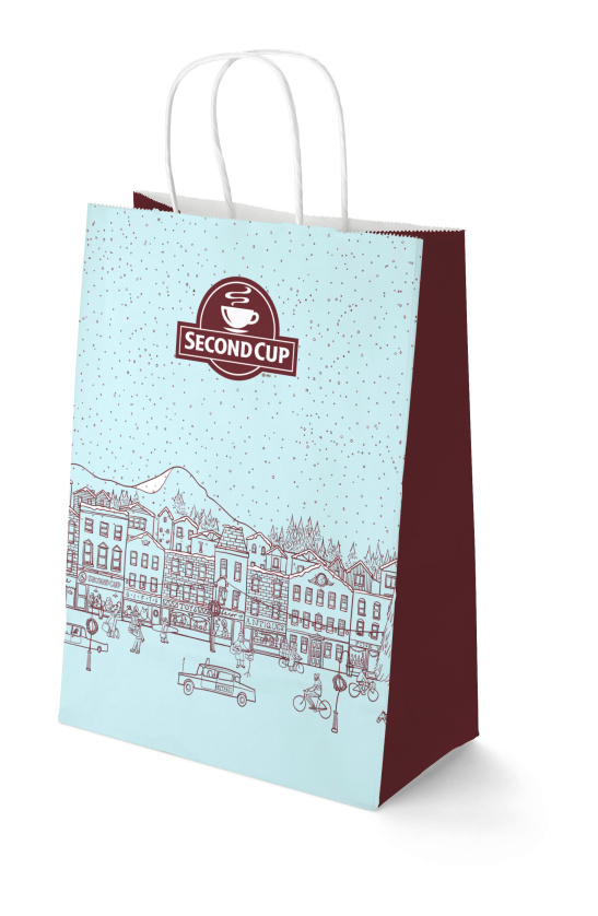Second Cup Bag