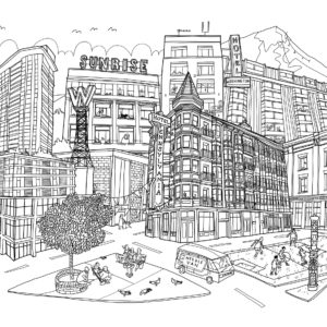 PHS Vancouver Illustration